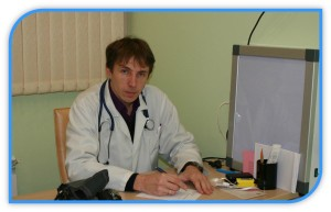 Cardiologist Ermakov Roman N.