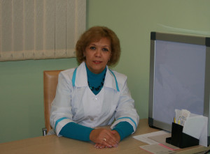 "Marina N. Pakhomov, medical center ""Your doctor"" Shuya"